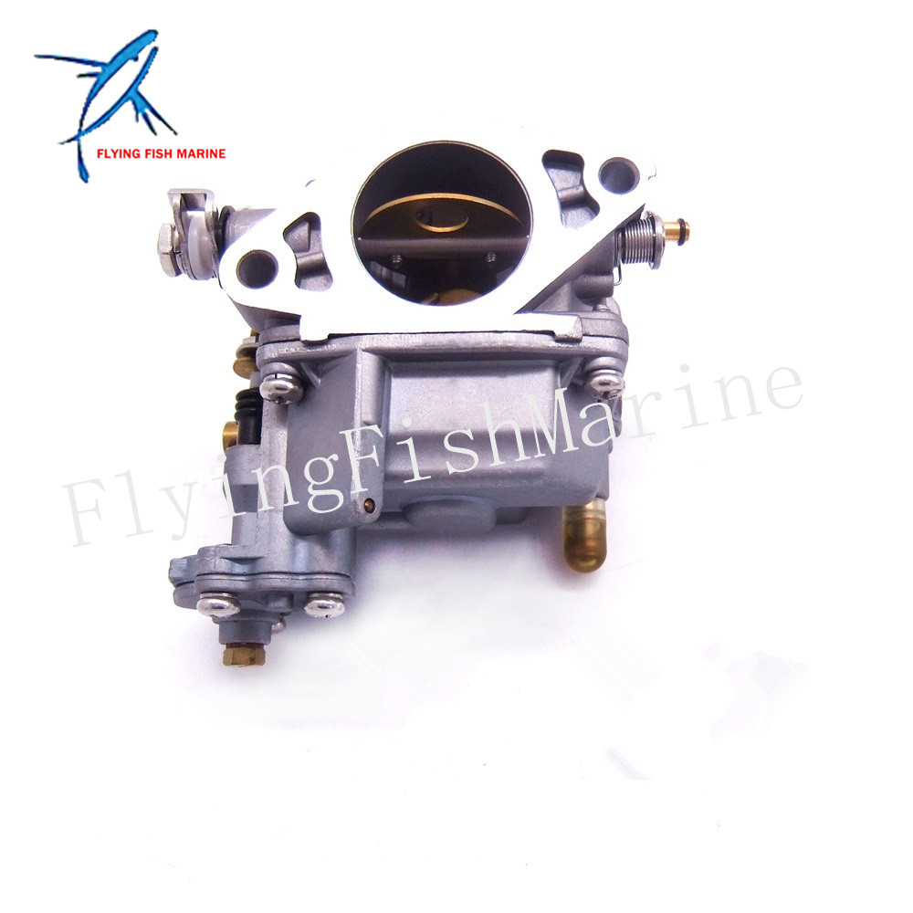 Boat Engine 835382T04 835382T1 3323-835382A1 835382T3 Carburetor for Mercury Mariner 15HP 13.5HP 9.9HP 4-stroke Outboard MotorBoat Engine 835382T04 835382T1 3323-835382A1 835382T3 Carburetor for Mercury Mariner 15HP 13.5HP 9.9HP 4-stroke Outboard Motor