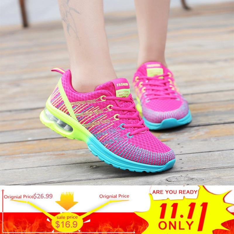 12272755490 Beste Kopen Sport Schoenen Vrouwen Zapatos De Mujer 2018 Mode ...