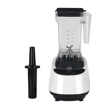 GZZT Heavy Duty Commercial Blender White Multifunctional Blender Juicer Food Mixers Vegetable Fruit Food Processors