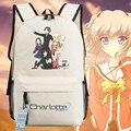 Горячая аниме шарлотта каваи Tomori нао Yusa Nishimori печать холст женщины рюкзаки для девочек-подростков школьные сумки для подростков