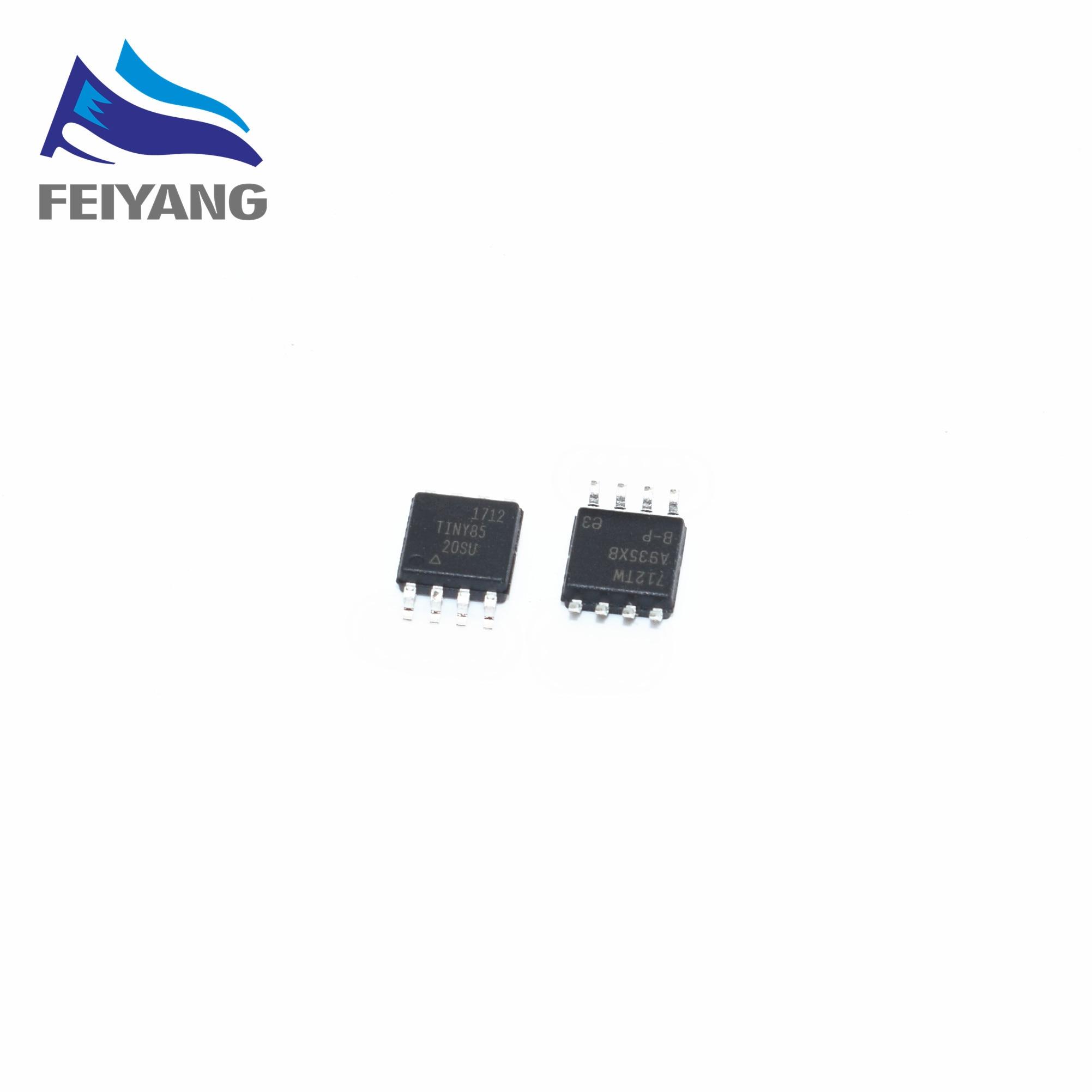 Free Shipping 20pcs Original Integrated Circuit Parts Attiny85 20su