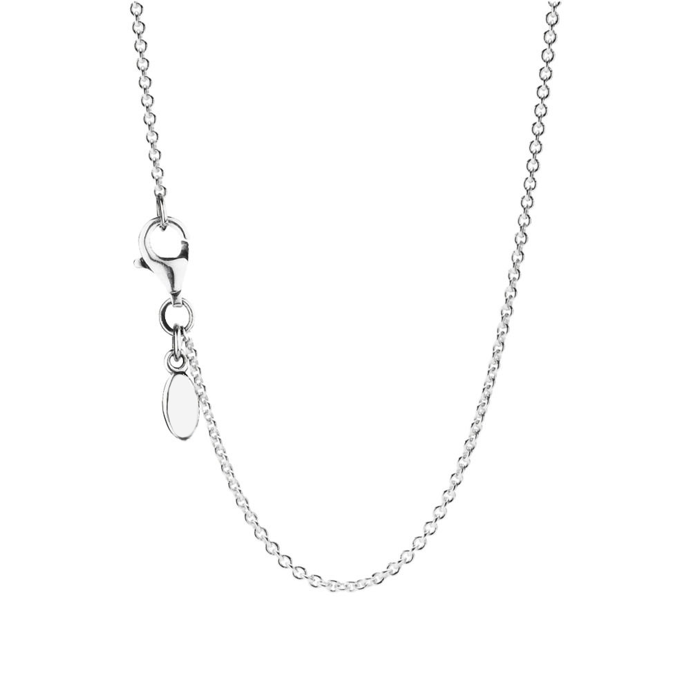 NEW High Quality 925 Sterling Silver Chains fit Pendant Charm Necklaces For Women Luxury Men Gift JewelryNEW High Quality 925 Sterling Silver Chains fit Pendant Charm Necklaces For Women Luxury Men Gift Jewelry