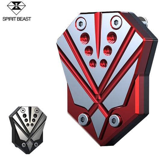 Spirit Beast Motorcycle Brake Pedal Decoration Modified Accessories
