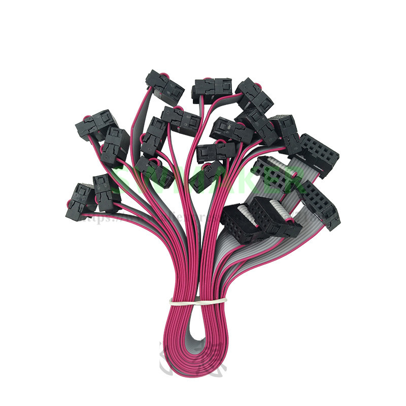 SWMAKER  2pcs Reprap 3D Printer LCD2004 LCD12864 Display Line/cable 10PIN Data Line 60/70/80cm