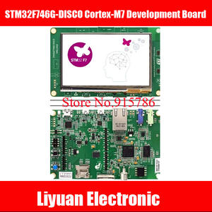 Discovery-Kit LCD with STM32F746NG MCU ST-LINK/V2-1 Development-Board Cortex-M7