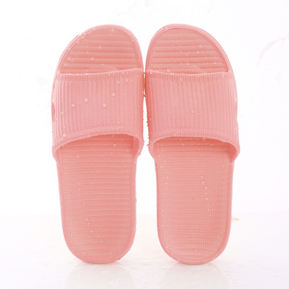 Hot Soft Summer Sports Beach Shower Sandals Home Bath Slippers Women Men Shoes