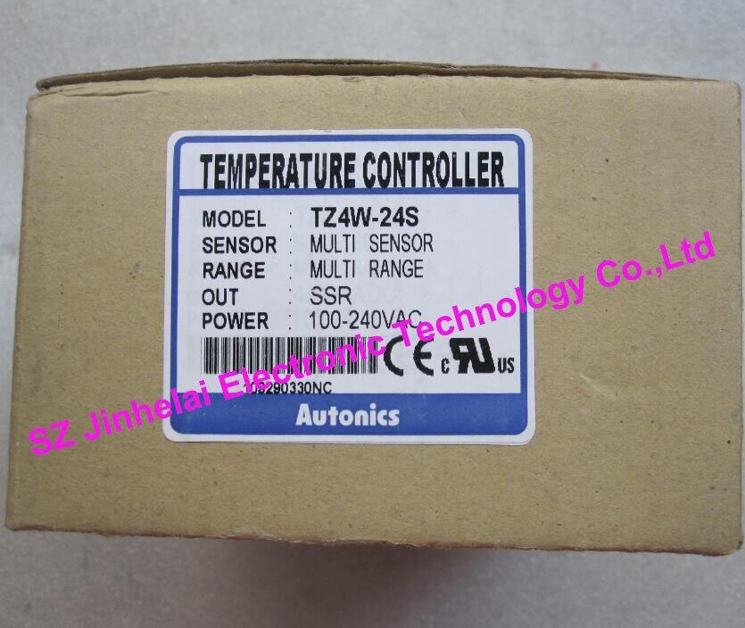 TZ4W-24S New and original AUTONICS Temperature controller 100-240VAC все цены