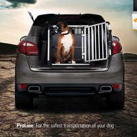 DannyKarl cinq séries de 13 modèles de l'aviation en aluminium haute densité conseil chats et chiens 4 animaux voiture Pet chien Cage Pet Box