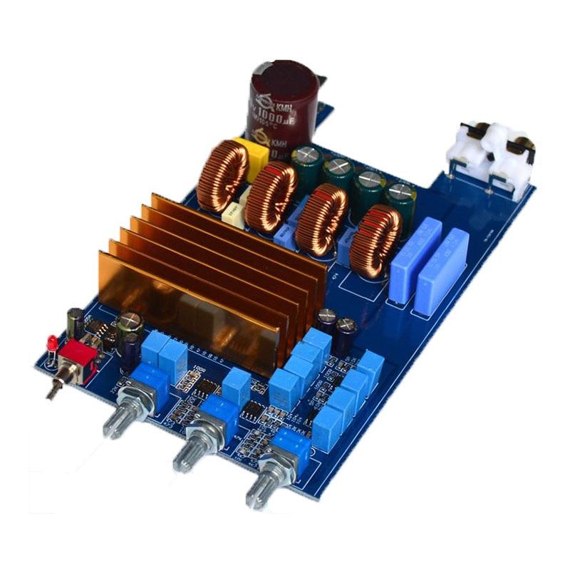 TPA3255 high power class D fever HIFI digital 2.1 power amplifier board 300W+150W+150W цена 2017