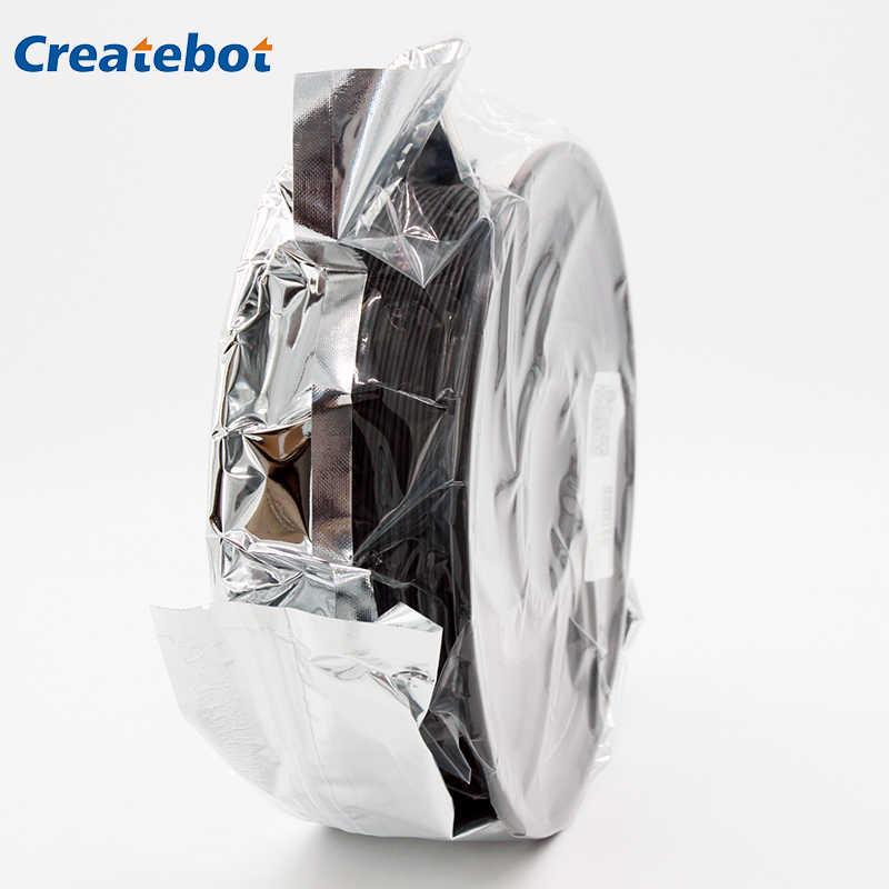 1.75 milímetros Filamento de Impressora PLA ABS PETG Flexível 3D 1 kg/0.8 kg de Plástico Material de Filamento Para Createbot/ makerBot/RepRap Alta Qualidade