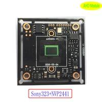 2 0M 1080P 1 2 9 Sony IMX323 CMOS Sensor Nextchip2441 CCTV AHD TVI CVI CVBS