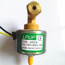 Stage smoke machine pump snow accessories Model 40DCB power 110-120V-60HZ-18W CE certified products