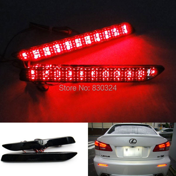 24smd Black Smoked Lens Per Reflector Led Tail Brake Light For Toyota Trd Avalon Venza Matrix Sienna In Car Embly From Automobiles Motorcycles