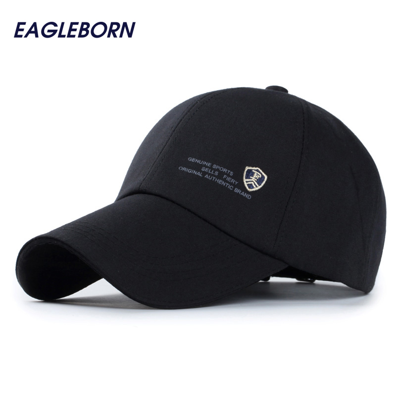 2017 EAGLEBORN Brand Casual Baseball Cap Men Women Embroidery F Unisex couple cap Fashion Leisure dad Hat Snapback cap casquette