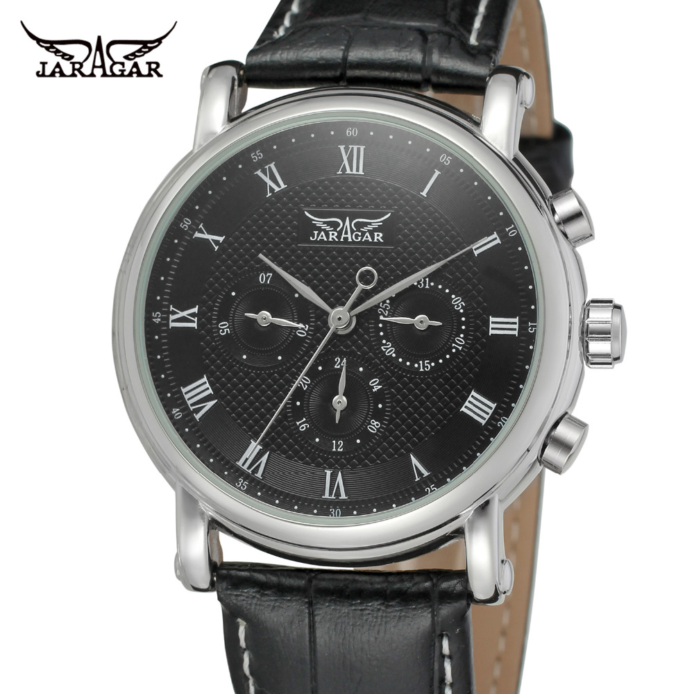 Steampunk Wrist Watch Leather Watch Skeleton watch Leather |Wrist Watch For Men Leather