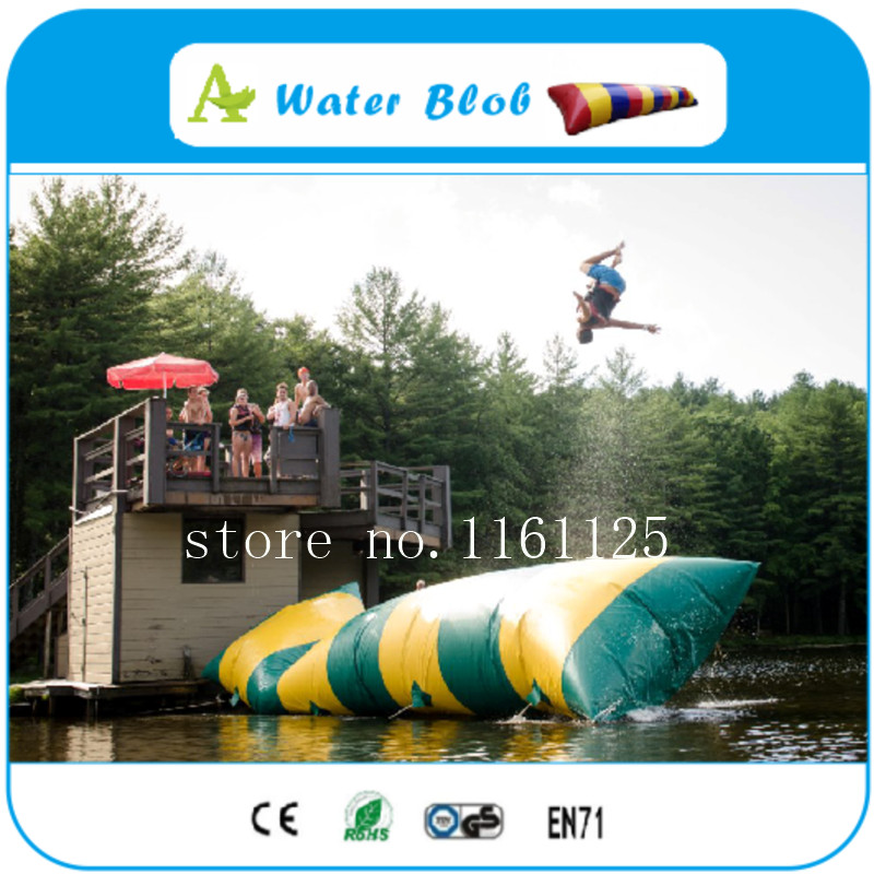 10x3m Top Quality Float Inflatable River Raft, Lounger Beach Toys, Water  Sport Lake Float Blob In Inflatable Bouncers From Toys U0026 Hobbies On  Aliexpress.com ...