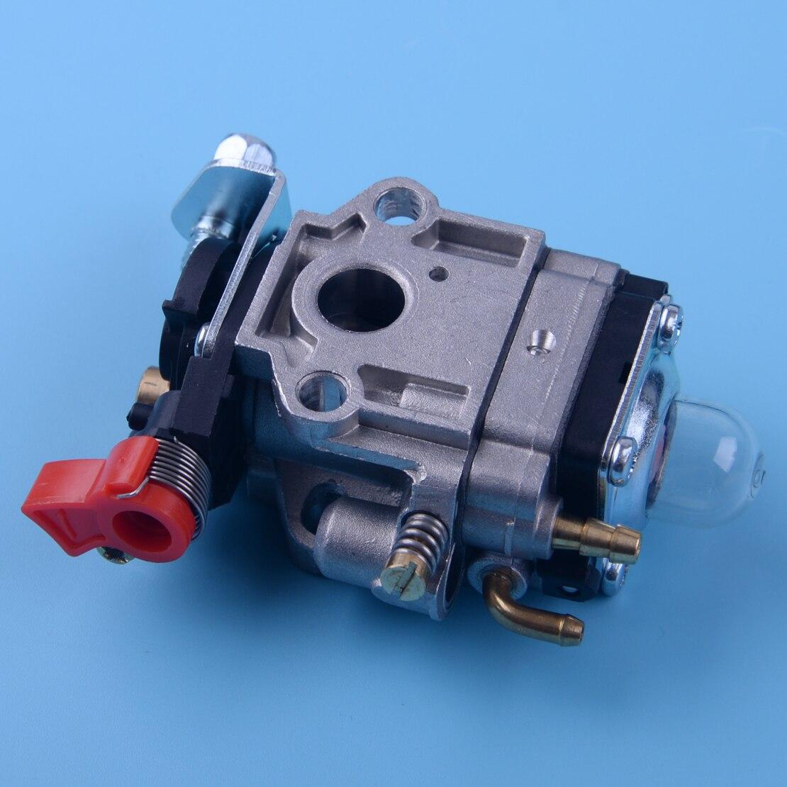 LETAOSK Carburetor Fit For 24cc 25cc 26cc Brushcutter Generator Hedge Trimmer Leaf Blower Parts Accessories