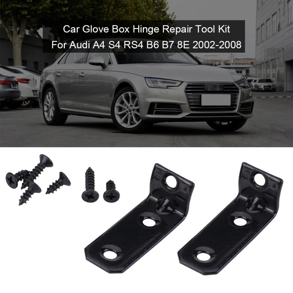 New Car Glove Box Hinge Repair Tool Kit For Audi A4 S4 Rs4 B6 B7 8e Fuse 2002 2008 In Boxes From Automobiles Motorcycles On Alibaba
