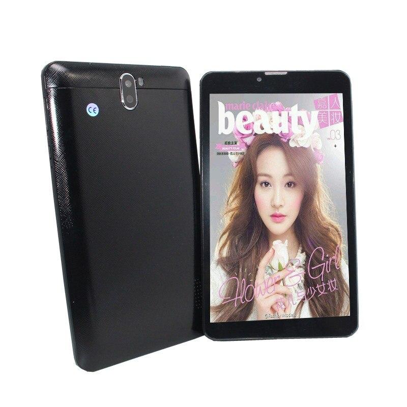 Glavey R706 1 Гб + 8 7 дюймов Intel Atom Sofia 3g GSM телефонный звонок планшеты pc Android 5,1 4 ядра Bluetooth Wi Fi 1024x600