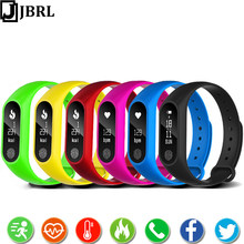 Sport Bracelet Smart Watch Kids Watches Children For Girls Boys Child Wristband Smart Band Fitness Tracker Smartwatch Smartband(China)
