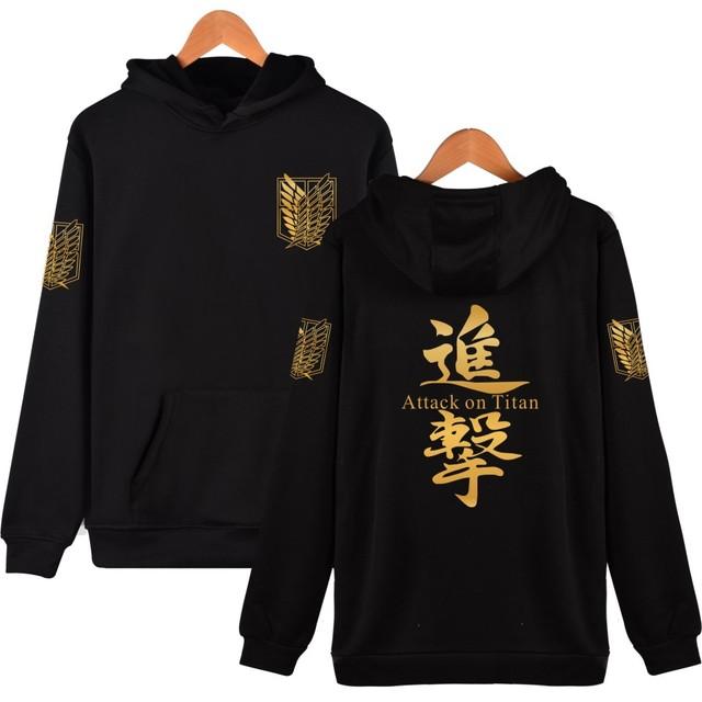 Attack On Titan Women Hoodie Jacket