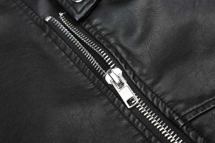 Motard Européenne Turn Style Cuir Col See Veste En Streetwear Manteaux De Manteau down Base Moto Pu Nouvelle Femmes Slim Chart Mode FBFrxnwq6f