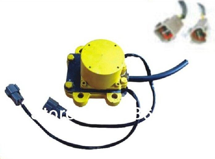 Бесплатная доставка! 7824 30 1600 акселерограф мотор в сборе для PC120 5 PC200 5 S6D95 Комацу экскаватор инженерного оборудования