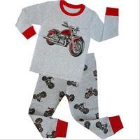 Children Pajamas SetBoys Cotton SleepwearGirls Cute Home PajamasCartoon Christmas Kids PajamasGirls Cotton Pyjamas Size 2 8Y