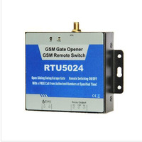OEM remote controller gsm gate opener switch for control home appliance (RTU5024) parking systems