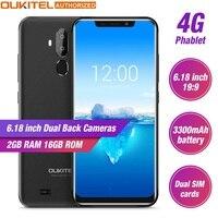 Oukitel C12 Pro 4G 6,18