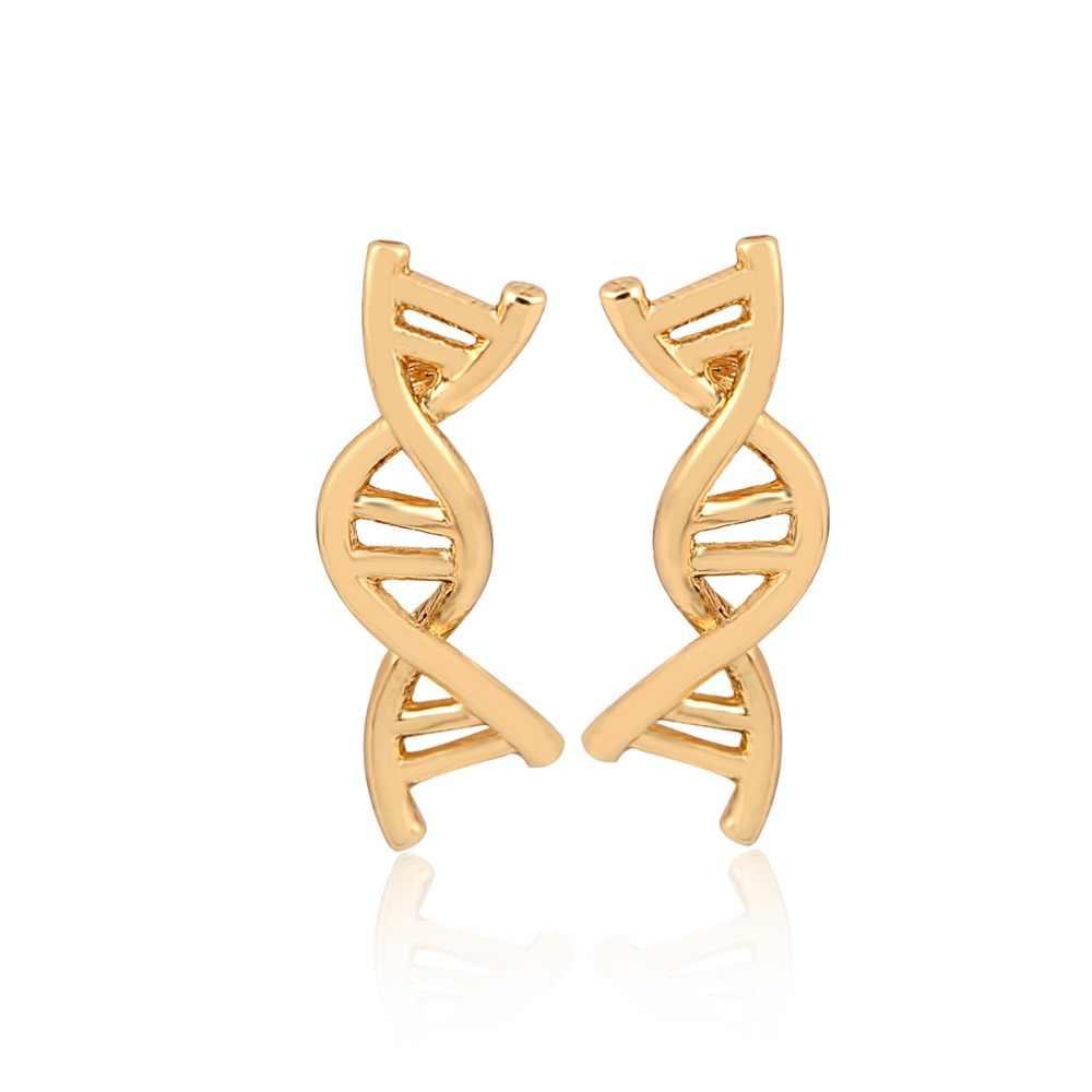 ヒナギク新着トレンディ素敵な DNA 女性生物学化学分子宝石ミニマガールギフト 1 Pc