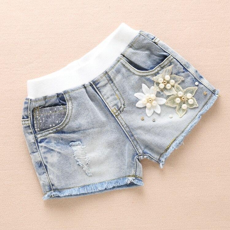 2017 Wiosna Jeansy Dla Dzieci Chłopców Dziewcząt Mody