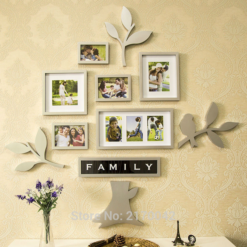 Amazing How To Decorate Walls With Picture Frames Images - Wall Art ...
