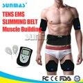 SUNMAS SM9065 Cinto de Emagrecimento Perna Braços Cintura Local Perfeito Emagrecimento Cuidados Com o Corpo Massagem de Emagrecimento Belt