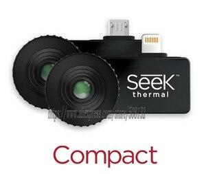 Image 4 - Versione compatta PRO/ XR Android/TYPE C/spina di USB C/IOS di visione notturna della macchina fotografica infrarossa della termocamera