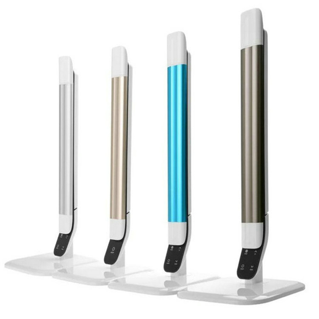 Funky Desk Lamp free shipping funky detachable aluminium led table lamp touch