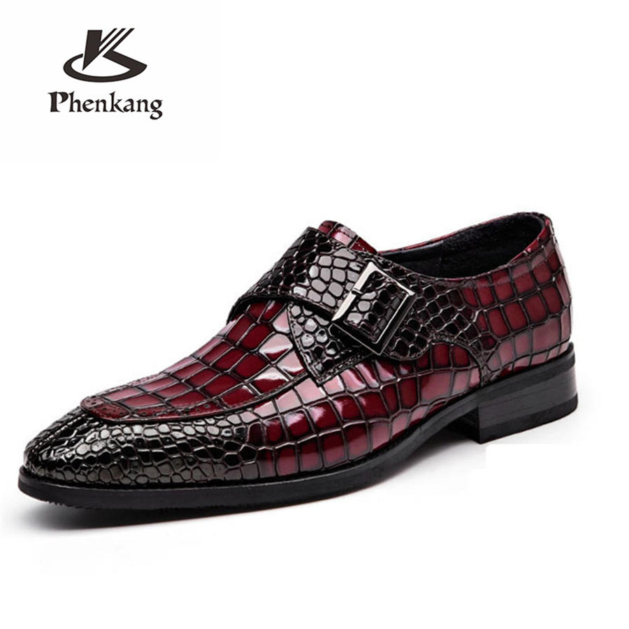 Genuine cow leather brogue Wedding increase shoes mens casual flats shoes vintage oxford shoes for men