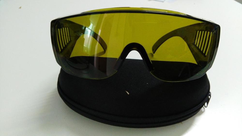 O.D 6+ 980nm 1064nm 10600nm lasersäkerhetsglas med - Säkerhet och skydd - Foto 2