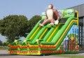 (China Guangzhou) fabricantes que vendem corrediças infláveis, slides Macaco KY-698