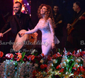 Arabic Singer Myriam Fares Red Carpet Dresses 2017 Sheath Long Sleeves Lace Bow Long Famous Imitation Celebrity Dresses