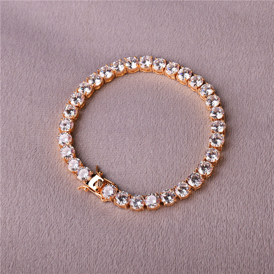 Women's Chain Crystal Bracelet Bracelets Jewelry Women Jewelry