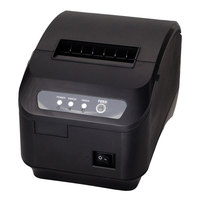 High Quality Original Auto Cutter 80mm Thermal Receipt Printer Kitchen Restaurant Printer POS Printer XP Q200II