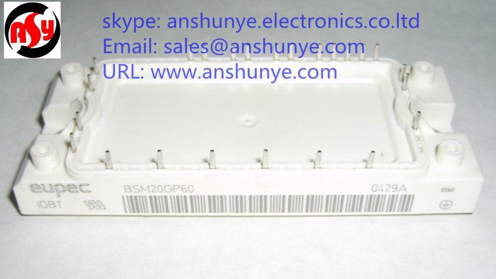 BSM20GP60-B2   IPM IGBT Transistor modules fp75r12kt4 fp100r12kt4 7mbr75vn120 50 genuine 100% igbt modules