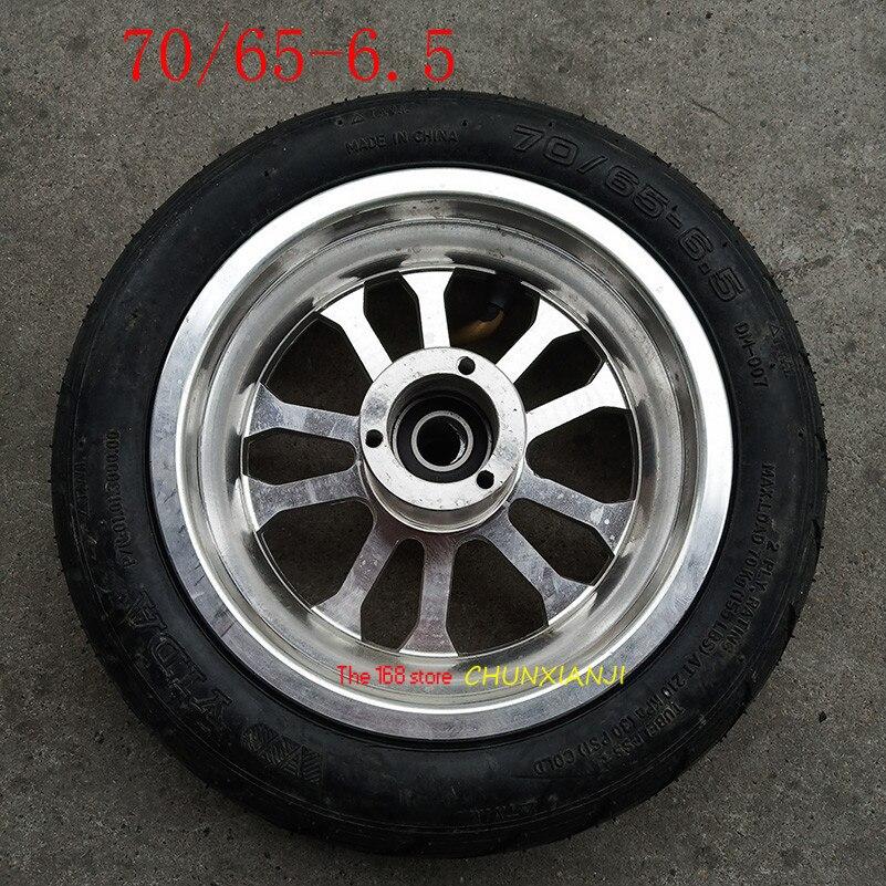 Size70/65-6.5 10x3. 0-6.5 Tubeless tireVacuum Pneu with6.5