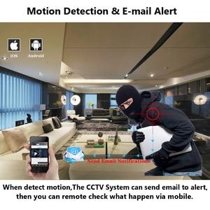 Image 5 - 4CH /8CH /16CH AHD Security CCTV DVR H.265 5MP/4MP AHD CVI TVI Analog IP Camera5 5MP 4.0MP Hybrid Video Recorder 4K Video Output