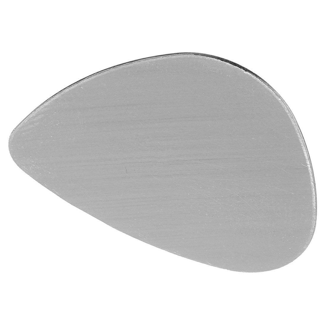 20x Silver Guitar Pick No Hole Blank Stamping, 26.6*30mm