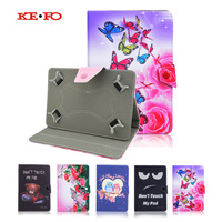 Print PU Leather Flip Stand Cover Case For Samsung Galaxy Note 10 1 N8000 N8010 Universal