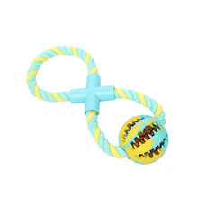 Interactive Dog Toys Tooth Cleaning Chew for Large Dogs Extra-Tough Rubber Spike Ball For Pets Supplies Pet Products