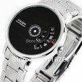 Оригинал мода ЧИНО WILON марка нержавеющей стальной ленты кварцевые часы головокружение мужской Наручные Часы Корейской мужские часы 938
