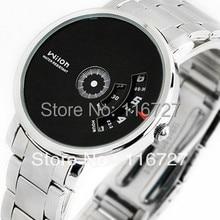 D'origine mode CHINO WILON marque acier inoxydable bande quartz montre étourdi mâle Montres Coréenne hommes de montre 938